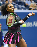 Serena Williams (USA) defeated Vania King (USA) 6-3, 6-3