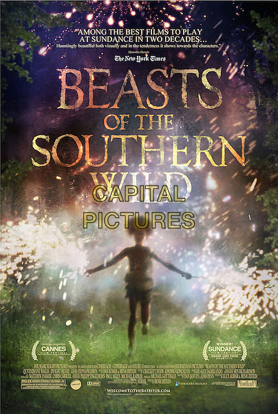 POSTER ART.in Beasts of the Southern Wild (2012).*Filmstill - Editorial Use Only*.CAP/FB.Supplied by Capital Pictures.