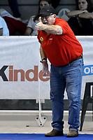 Pierluigi Formiconi S.I.S. Roma <br /> Panoramica <br /> Roma 12-11-2017 Polo Natatorio Ostia <br /> Finale Coppa Italia Pallanuoto Donne <br /> Ekipe Orizzonti Catania - S.I.S. Roma <br /> Foto Andrea Staccioli / Deepbluemedia / Insidefoto