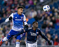 New England Revolution vs FC Dallas, April 14, 2018
