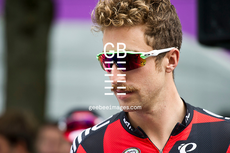 2016 Tour of Britain<br /> Stage 2, Carlisle to Kendal<br /> 5 September 2016<br /> Taylor Phinney, Team BMC