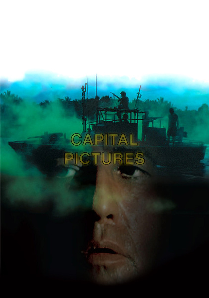 Apocalypse Now (1979) <br /> Promotional art with Marlon Brando<br /> *Filmstill - Editorial Use Only*<br /> CAP/KFS<br /> Image supplied by Capital Pictures