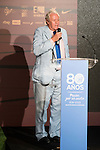 Emiliano Rodriguez Rodriguez 80th Aniversary of the National Basketball Team at Melia Castilla Hotel, Spain, September 01, 2015. <br /> (ALTERPHOTOS/BorjaB.Hojas)