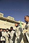 Bethlehem, the Latin Christmas Procession at Manger Square