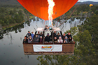 20160727 July 27 Hot Air Balloon Gold Coast