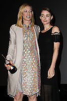 SANTA BARBARA, CA - FEBRUARY 01: Cate Blanchett, Rooney Mara inside during the 29th Santa Barbara International Film Festival - Outstanding Performer of the Year Award Honoring Cate Blanchett held at Arlington Theatre on February 1, 2014 in Santa Barbara, California. (Photo by Xavier Collin/Celebrity Monitor)