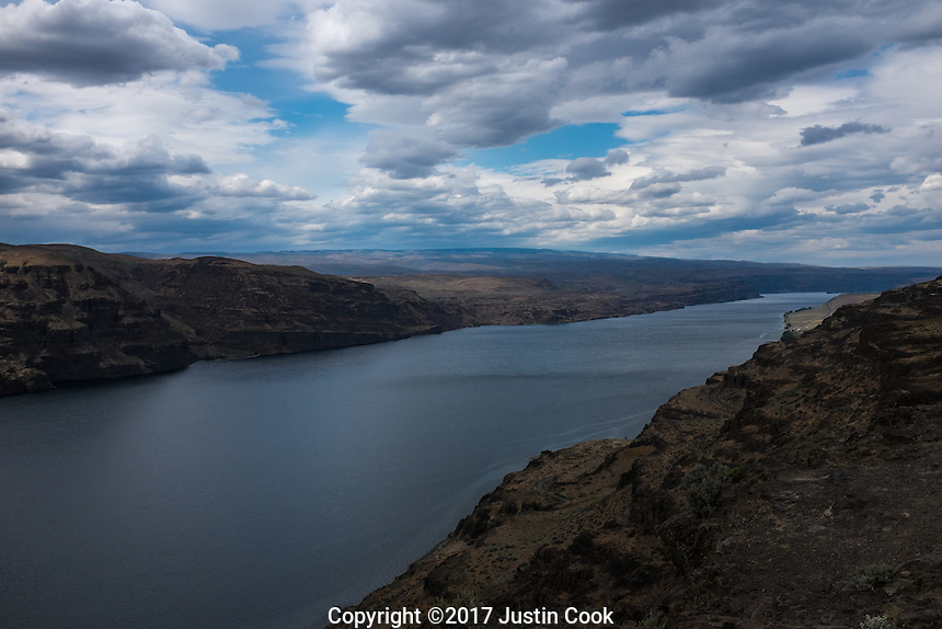 Scenes from the Wild Horse Monument along the Columbia River in Vantage, WA on Friday, June 9, 2017. (Justin Cook)