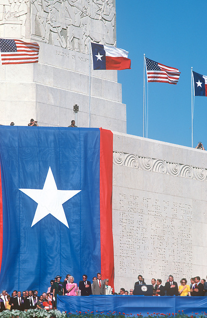 San Jacinto Celebration, Houston, Texas