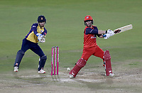 Alex Davies of Lancashire in batting action during Lancashire Lightning vs Essex Eagles, Vitality Blast T20 Cricket at the Emirates Riverside on 4th September 2019