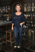 Charlie Brooks as Harry Potter studio tour opens the new Dark Arts fixture, Watford. 14/10/2014 Picture by: James Smith / Featureflash