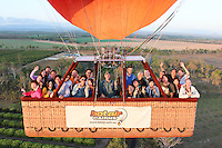 20141011 11 October Hot Air Balloon Cairns