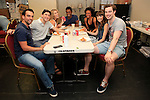 HOLLYWOOD - JUL 14: Cast of Beautiful at a late lunch hosted by the Actors Fund with the cast of Beautiful on July 14, 2016 in Hollywood, California