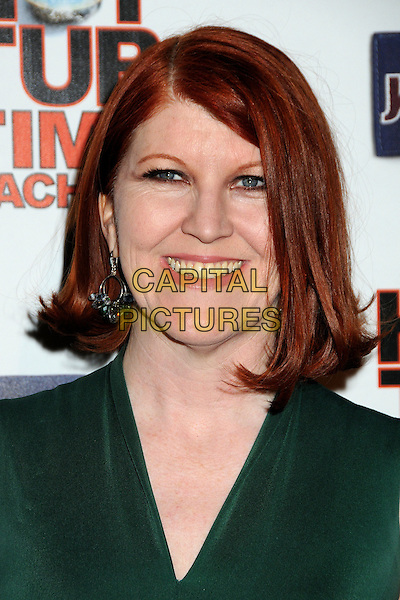"KATE FLANNERY.""Hot Time Time Machine"" World Premiere Party held at the Cabana Club, Hollywood, California, USA..March 17th, 2010.headshot portrait green dangling earrings .CAP/ADM/BP.©Byron Purvis/AdMedia/Capital Pictures."