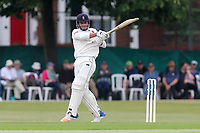 Ryan ten Doeschate hits four runs for Essex during Surrey CCC vs Essex CCC, Specsavers County Championship Division 1 Cricket at Guildford CC, The Sports Ground on 10th June 2017