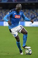 Kalidou Koulibaly of Napoli <br /> Napoli 10-12-2019 Stadio San Paolo <br /> Football Champions League 2019/2020 Group E<br /> SSC Napoli - Genk<br /> Photo Antonietta Baldassarre / Insidefoto