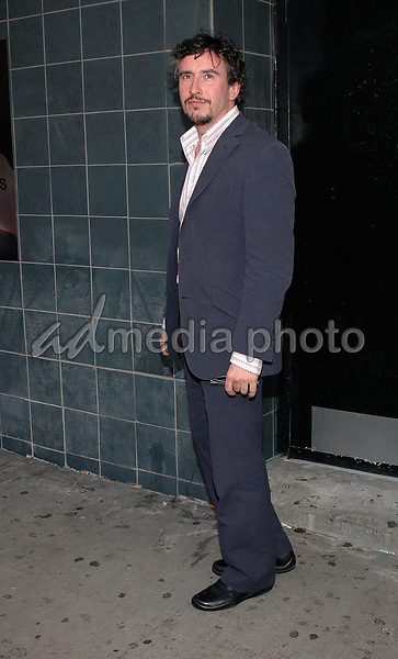 12 July 2005 - New York, New York - Steve Coogan arrives at the premier of his new film, &quot;Happy Endings&quot; at the Chelsea Clearview Theater in Manhattan.<br />Photo Credit: Patti Ouderkirk/AdMedia