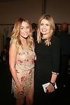 Lauren Conrad and Jenny Packham  -Backstage - Mercedes-Benz New York Fashion Week- Jenny Packham Spring/Summer 2013 Runway Show, 9/11/12