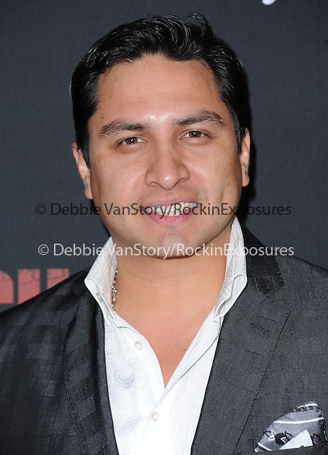 Julion Alvarez attends The  Cesar Chavez Los Angeles Premiere held at TCL Chinese Theatre in Hollywood, California on March 20,2014                                                                               © 2014 Hollywood Press Agency