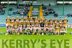 Abbeydorney at the Garvey's Supervalu Senior County Hurling Championship - Round 1 against Ballyduff at Austin Stack Park on Saturday