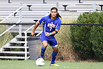 04 September 2011: SMU's Diogo de Almeida. The Southern Methodist University Mustangs defeated the Duke University Blue Devils 1-0 in overtime at Koskinen Stadium in Durham, North Carolina in an NCAA Division I Men's Soccer game.
