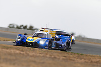 10th January 2020; The Bend Motosport Park, Tailem Bend, South Australia, Australia; Asian Le Mans, 4 Hours of the Bend, Practice Day; The number 36 Eurasia Motorsport LMP2 driven by Aidan Read, Nicholas Foster, Roberto Merhi during the team test - Editorial Use