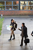 Portfolio Day at University College for the Creative Arts, Farnham.