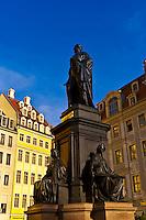 Neumarkt, Dresden, Saxony, Germany