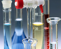 CHEMICALS MEASURED FOR CHEMICAL REACTIONS<br />