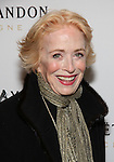 Holland Taylor attends the opening night performance of 'Sunday in the Park with George' at the Hudson Theatre on February 23, 2017 in New York City.