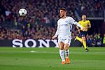 UEFA Champions League 2017/2018.<br /> Round of 16 2nd leg.<br /> FC Barcelona vs Chelsea FC: 3-0.<br /> Eden Hazard.