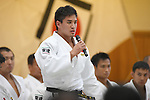 Matthew Baker (JPN), <br /> JULY 27, 2016 - Judo : <br /> Japan national team Send-off Party for Rio Olympic Games 2016 <br /> &amp; Paralympic Games <br /> at Kodokan, Tokyo, Japan. <br /> (Photo by AFLO SPORT)
