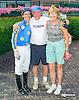 No Bull Addiction winning at Delaware Park on 7/25/15