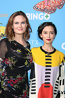 "LOS ANGELES - MAR 6:  Emily Deschanel, Joel Edgerton, Guest at the ""Gringo"" Premiere at Regal LA Live on March 6, 2018 in Los Angeles, CA"