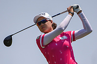 Minjee Lee (AUS) watches her tee shot on 8 during round 1 of the 2019 US Women's Open, Charleston Country Club, Charleston, South Carolina,  USA. 5/30/2019.<br /> Picture: Golffile | Ken Murray<br /> <br /> All photo usage must carry mandatory copyright credit (© Golffile | Ken Murray)