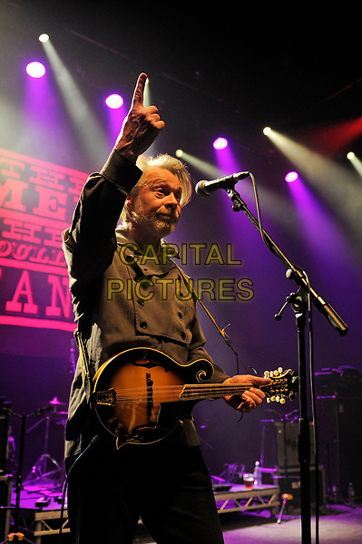 LONDON, ENGLAND - APRIL 15: Paul Simmonds of 'The Men They Couldn't Hang' performing at Shepherd's Bush Empire on April 15, 2017 in London, England.<br /> CAP/MAR<br /> &copy;MAR/Capital Pictures