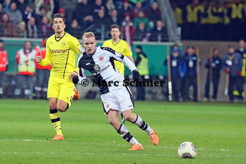 Sebastian Rode (Eintracht) - Eintracht Frankfurt vs. Borussia Dortmund, DFB-Pokal Viertelfinale