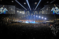 LONDON, ENGLAND - NOVEMBER 29: 'Mumford &amp; Sons' performing at the O2 Arena on November 29, 2018 in London, England.<br /> CAP/MAR<br /> &copy;MAR/Capital Pictures