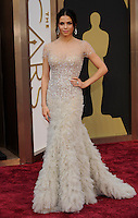 HOLLYWOOD, CA - MARCH 2: Jenna Dewan-Tatum arriving to the 2014 Oscars at the Hollywood and Highland Center in Hollywood, California. March 2, 2014. Credit: SP1/Starlitepics. /NORTePHOTO