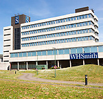 WH Smith distribution centre and headquarter offices, Swindon, Wiltshire, England, UK