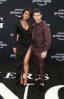 "3 June 2019 - Los Angeles, California - Priyanka Chopra-Jonas, Nick Jonas. Premiere Of Amazon Prime Video's ""Chasing Happiness""  held at the Regency Bruin Theater. <br /> CAP/ADM/FS<br /> ©FS/ADM/Capital Pictures"