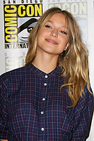SAN DIEGO - July 22:  Melissa Benoist at Comic-Con Saturday 2017 at the Comic-Con International Convention on July 22, 2017 in San Diego, CA