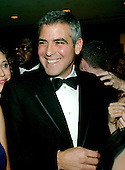 George Clooney  at the Newsweek party at the Washington Hilton Hotel in Washington, D.C. prior to the annual White House Correspondents Association (WHCA) dinner, April 28, 2006..Credit: Ron Sachs / CNP.(RESTRICTION: NO New York or New Jersey Newspapers or newspapers within a 75 mile radius of New York City)