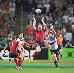 USA VS Portugal<br />  during    HSBC Hong Kong Rugby Sevens 2016on 08 April 2016 at Hong Kong Stadium in Hong Kong, China. Photo by Li Man Yuen / Power Sport Images