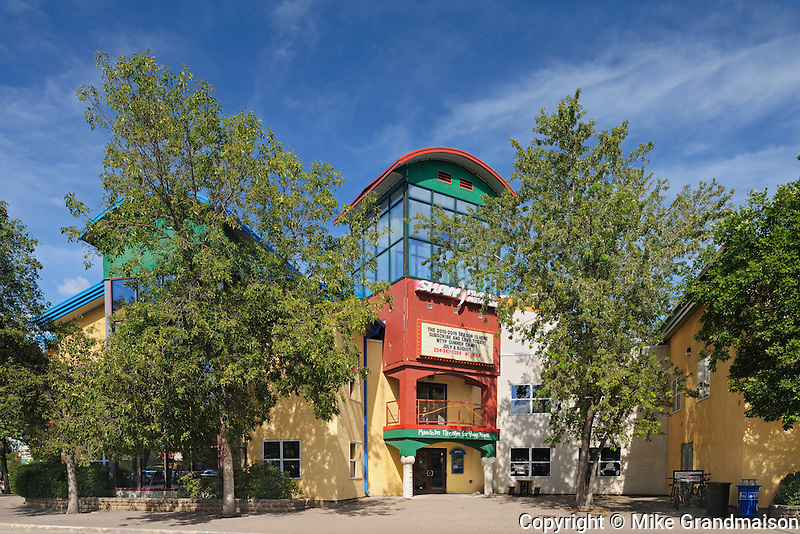 Manitoba Theater for Young People at The Forks<br /> Winnipeg<br /> Manitoba<br /> Canada