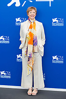 Jury president Annette Bening  at the &quot;Venezia 74&quot; jury  photocall, 74th Venice Film Festival in Italy on 30 August 2017.<br /> <br /> Photo: Kristina Afanasyeva/Featureflash/SilverHub<br /> 0208 004 5359<br /> sales@silverhubmedia.com