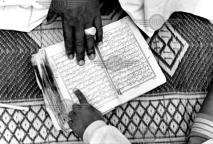 ©Giacomo Pirozzi/Panos Pictures..Mali.