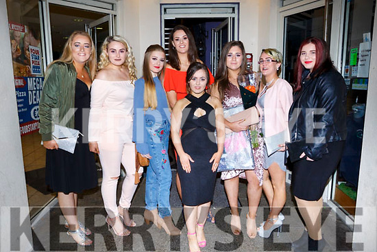 Micaela Lenihan, Listowel celebrates her 17th birthday with friends at Ristorante Uno on Saturday Pictured l-r Sophie Barrett, Aisling Brosnan, Nikita Hallasey, Caoimhe Roche, Jasmin Griffin, Michaela Lenihan, Chloe Murphy, Mary Murphy
