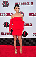 Bronx, NY - May 14: Brianna Hildebrand attends the 'Deadpool 2' screening at AMC Loews Lincoln Square on May 14, 2018 in New York City..  <br /> CAP/MPI/PAL<br /> &copy;PAL/MPI/Capital Pictures