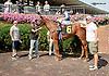Pistolina winning at Delaware Park on 8/9/14