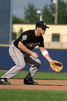 August 17, 2003:  Mike Christensen of the Kannapolis Intimidators during a game at Classic Park in Eastlake, Ohio.  Photo by:  Mike Janes/Four Seam Images